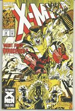 X-Men #19 : April 1993 : Marvel Comics.