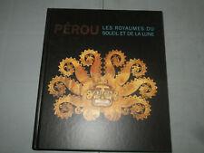 Perou - Les Royaumes Du Soleil Et De La Lune French