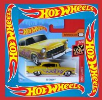 Hot Wheels 2018   ´55 CHEVY  12/365 NEU&OVP