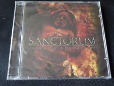 Sanctorum - Ashes of Redemption (SEALED NEW CD 2008) DEVILMENT EASTERN FRONT