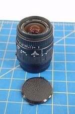 Quantaray AF 28-90mm 1:3.5-5.6 Macro Focusing Zoom Lens For Canon Free Ship