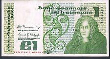 IRELAND BANKNOTE 1 P70b 08.05.1981 aAU