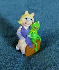 Muppets Kermit And Piggy Pvc Jim Henson