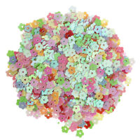 Magideal Flower Shape Table Confetti Sprinkles Scatter Throwing Party Decor