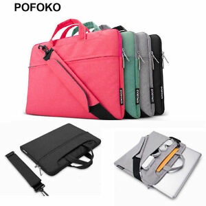 """Laptop Shoulder Bag Hand Carry Case Cover for Macbook Pro Air 11 13"""" 15"""" 16""""inch"""