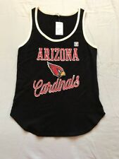 NWT Nordstrom Junk Food Women's NFL Arizona Cardinals Tank 100% Cotton Medium