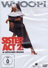 DVD NEU/OVP - Sister Act 2 - In göttlicher Mission - Whoopi Goldberg