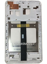 LED LCD Touch Screen Digitizer Assembly WHITE For ASUS MEMO PAD 8 ME181CX K011