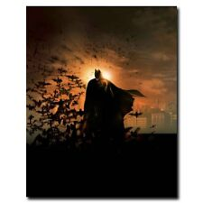 "Batman Begins 12""x8""inch Super Hero Movie Silk Poster Wall Decoration Cool Gifts"