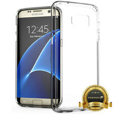 Fosmon [HYBO-FENDER] for Samsung Galaxy S7 Edge Slim Hybrid Shockproof Skin Case