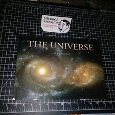 THE UNIVERSE LEO MARRIOT LARGE HARDCOVER BOOK BARELY USED (ONLY MINOR WEAR)