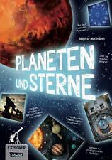 NEU: Planeten und Sterne - Carlsen Explorer Band 1 Hoffmann, Brigitte und Jochen