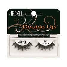 Ardell Glamour Style Number 203 Double up Eye Lashes Black