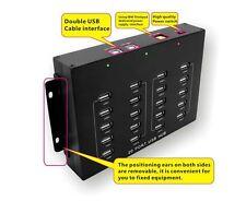 90W power 20 port USB2.0 HUB/USB HUB Industrial grade HUB for Bitcoin mining