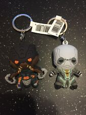 Marvel Avengers Infinity War Figural Keychain Exclusive A + B Cull And Maw
