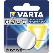 CR2320 VARTA Batteria al litio 3V Nuova Sigillata Scad.2023