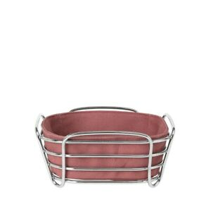 Blomus Delara Basket, Small, Withered Rose - 63753