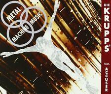 DIE KRUPPS Metal Machine Music MCD 1992