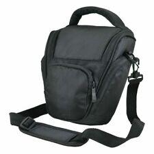 Camera Case Bag for Panasonic Lumix FZ1000 EB FZ330 EB FZ300 (Black)
