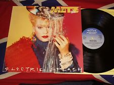Belinda Metz-Electric SPLASH LP 1985 Female AOR