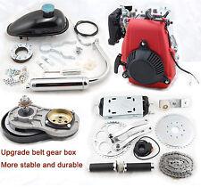 4-Takt 49CC vélo moteur MotorSET Fahrrad Benzin Hilfsmotor Bike Cycle Engine Kit