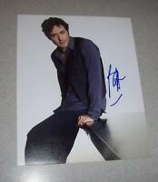 BRENDAN HINES HAND SIGNED 8x10 COLOR AUTOGRAPH PHOTO