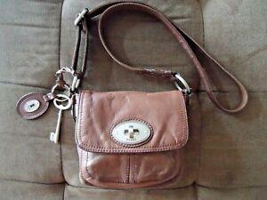 Fossil Messenger Bag Vintage
