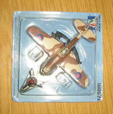 Italeri fabbri 1/100 diecast P-40 kittyhawk ovp