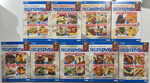 New and Sealed - 36 Recipes on 9 DVDs -Ainsley Harriott