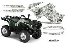 ATV Graphics Kit Quad Decal Wrap For Yamaha Grizzly 550 700 2007-2014 BALLIN