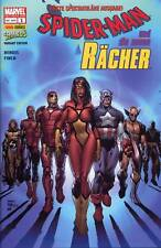 Spider-Man y los Nuevos Vengadores #1 alemán ca-Variant David Finch Avengers Lim.