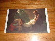 GIRODET DE ROUCY-TRIOSON Atala In The Tomb NEW Postcard