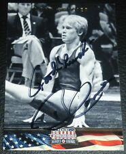 Bart Conner Signed 2012 Americana Card PSA/DNA COA Autograph Heroes & Legends US