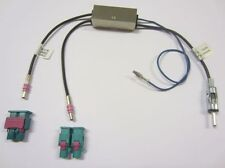 Adattatore antenna DIN Vw Golf 5 6 V VI RCD 210 310 510 MFD2 Audi A4 A3 dal 2005