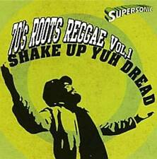 SUPERSONIC SHAKE UP YUH DREAD REGGAE REVIVE MIX CD