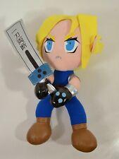 "2007 Cloud Strife11"" Plush Action Figure Disney Kingdom Hearts Final Fantasy 7"
