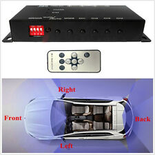 IR 4-Way Front/Rear/Right/Left Autos Parking View Image Split-Screen Control Box