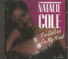 I've Got Love on My Mind by Natalie Cole CD 1993 Cema Special Products