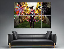 Alice in Wonderland Alice aux pays des merveilles  Wall Poster Grand format A0