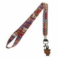 Five Nights at Freddy's Lanyard with ID Holder & Charm New