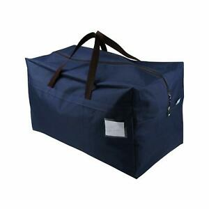 Waterproof Large Travell Sports Camping Bag Holdall Cargo 100L Blue