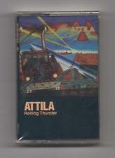 ATTILA - Rolling thunder SEALED Cassette rare 1986 Heavy Metal classic!