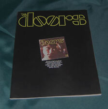 SONGBOOK:  The Doors - The Doors (album songbook). PVG.