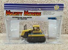 1988 ERTL 1:64 Diecast Mighty Movers Caterpillar Challenger 65 Tractor #2415