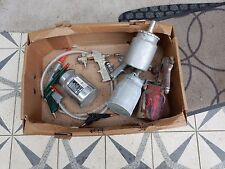 retro industrial car spray painting and sandblasting stuff -- all as one lot --