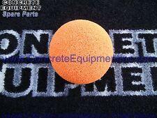 Concrete Pump 5 Soft Clean Out Sponge Ball For Schwing Putzmeister Alliance