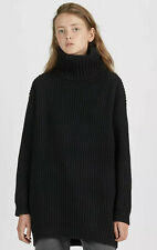 Acne Studios Black Disa Oversized Sweater/ Jumper - Sz S - Great Condition
