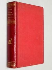 First Edition Original Antiquarian & Collectable Books 1850-1899 Year Printed