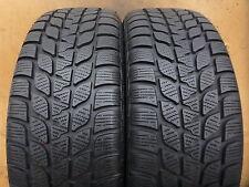 2 Pièces 195/60 R16 - Bridgestone - Blizzak LM-25 - Pneu D'Hiver - M0 - 89H