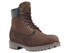 "Timberland Icon 6"" Premium Boots Medium 10001 M Brown Mens US size 7.5, UK 7"